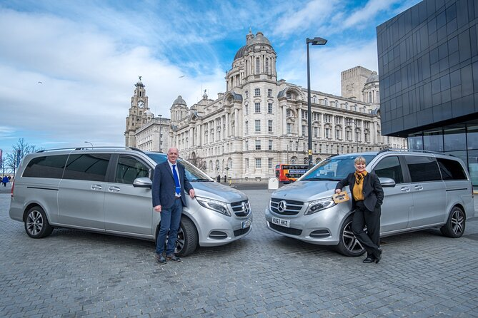 4-hour Discover Liverpool Tour. Private 90-minute car tour & shared guided walk