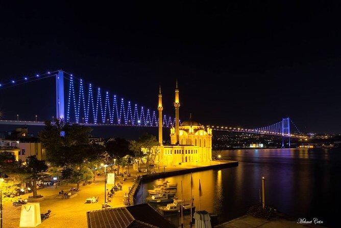 Istanbul Dinner Cruise Alkoholfrei