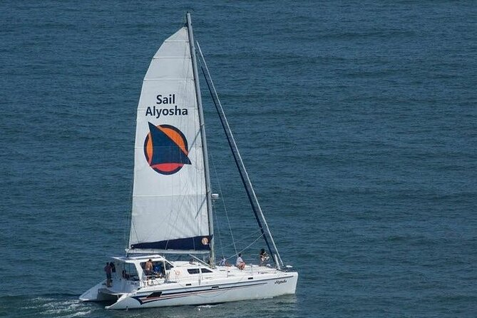 Ocean Sailing on a Sail Catamaran from Ocean City