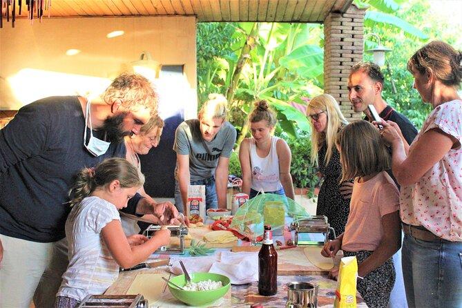 Handmade Pasta Workshop - Cilento Experience