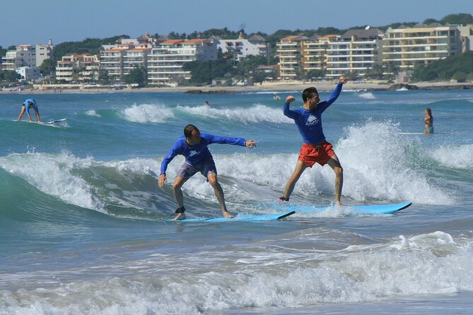 Private Surf Lesson in Punta Mita