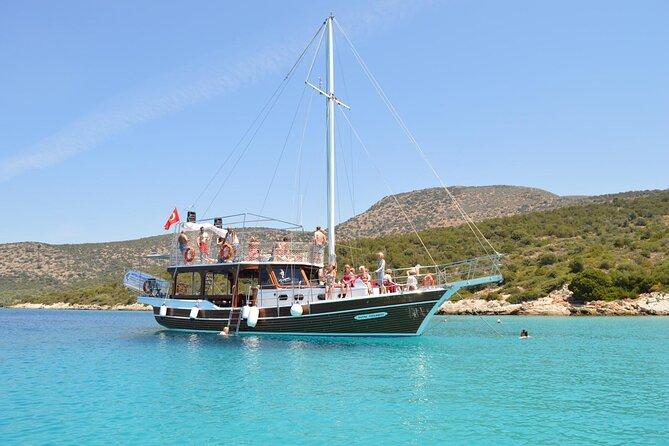 Bodrum Daily Boat Trip Orak Island