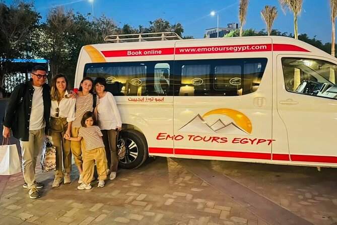 Private Pickup Transfer from Cairo Airport to Hotels in Cairo