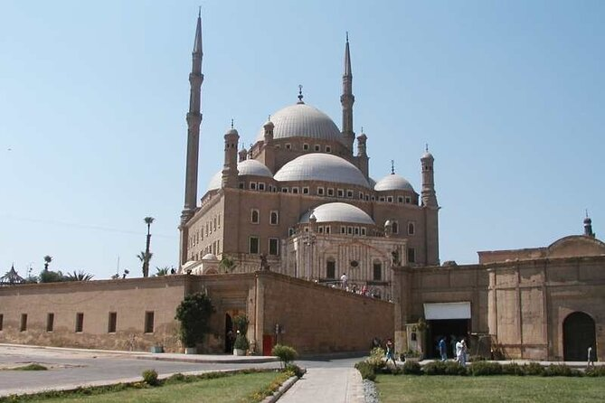 Cairo Private Day Tour to Egyptian Museum Citadel and Khan Khalili Bazaar