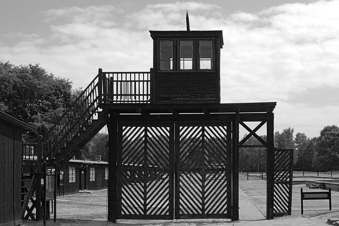 Stutthof Concentration Camp: Private 5-Hours Tour