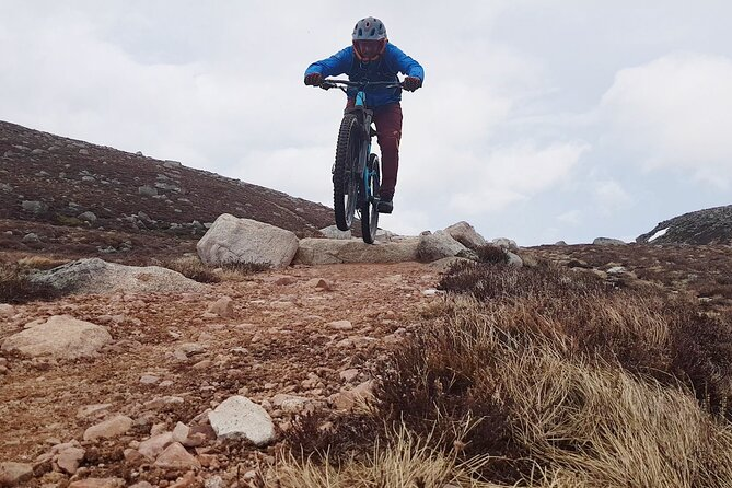 Private Exploration of Cairngorm Munros by Mountain Bike