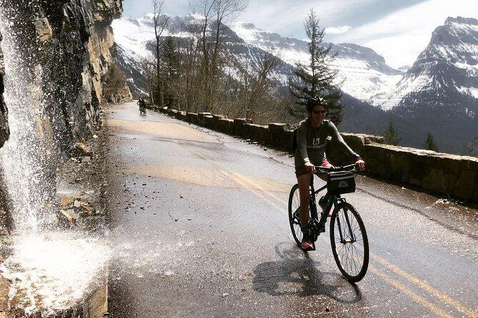 Private E-Bike Tour of Going-to-the-Sun Road