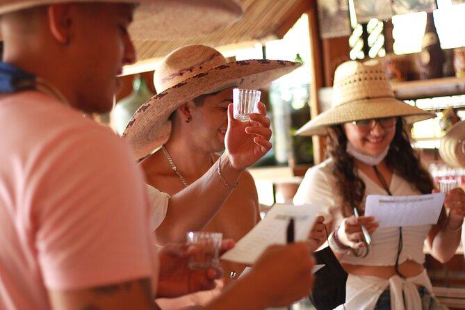 Mezcal distillery guided tour