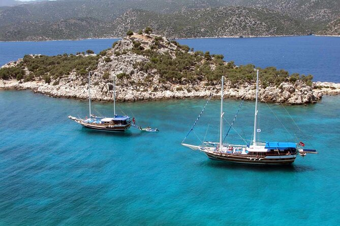 Demre and Myra private with boat trip from Side