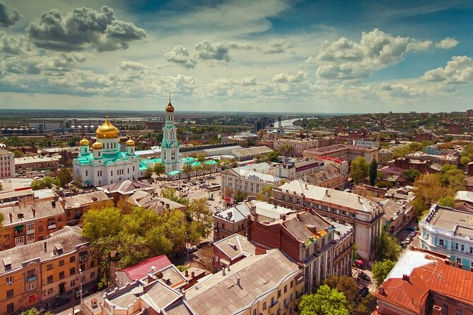 Rostov City Private Sightseeing Guided Tour