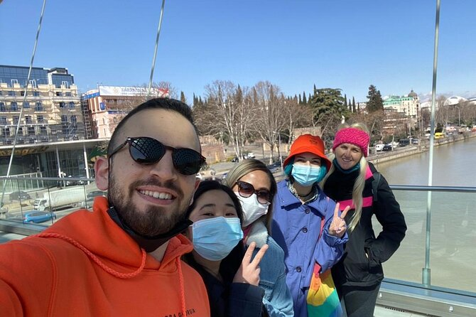 Tbilisi city walking Tour with local guide