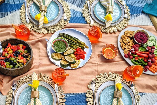 Private Gourmet Picnic in New York City