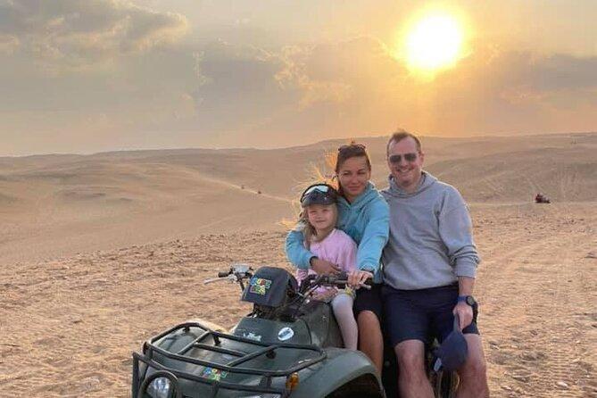 Luxor Desert Day Tour On Quad Bike