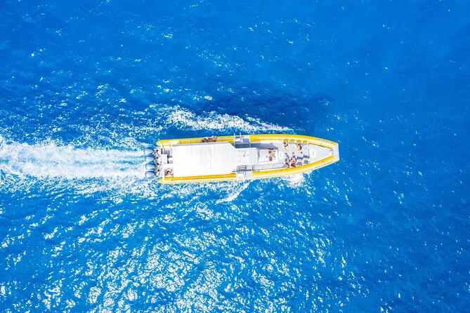Brand New Super Raft - Private Maui 3 Hour Snorkel to Molokini or Coral Gardens