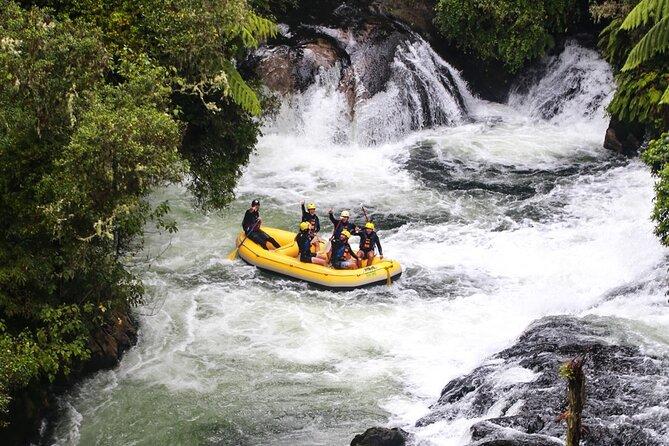 Half Day Ayung River White Water Rafting