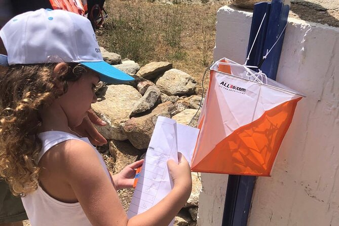 Private Orienteering Experience in Mylopotas