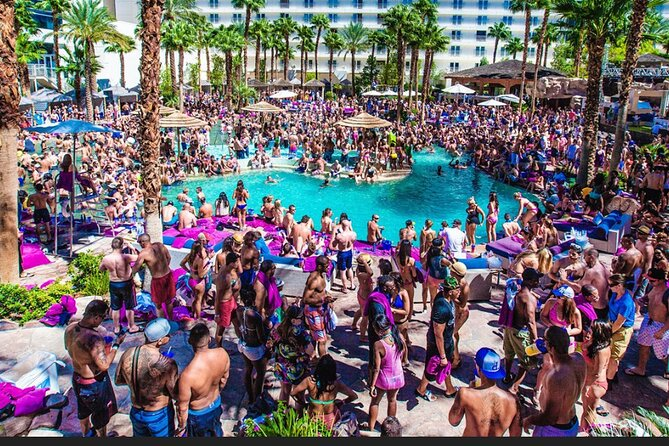 Miami Electric Dance Music EDM Pool Party