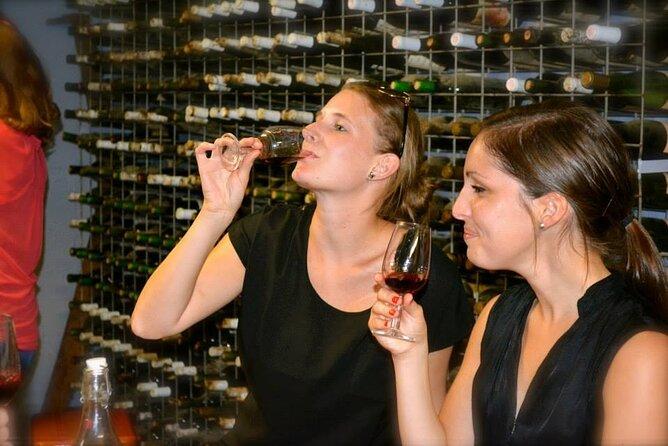 Premium wine tasting