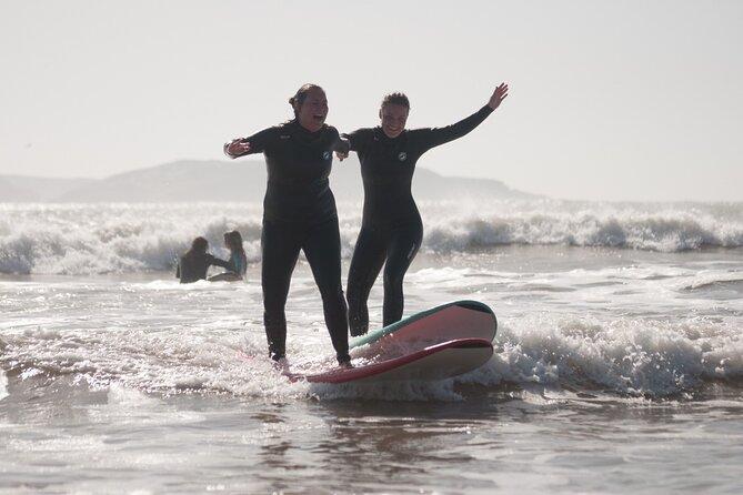 Private 2-Hour Surf Lesson in Essaouira Morocco