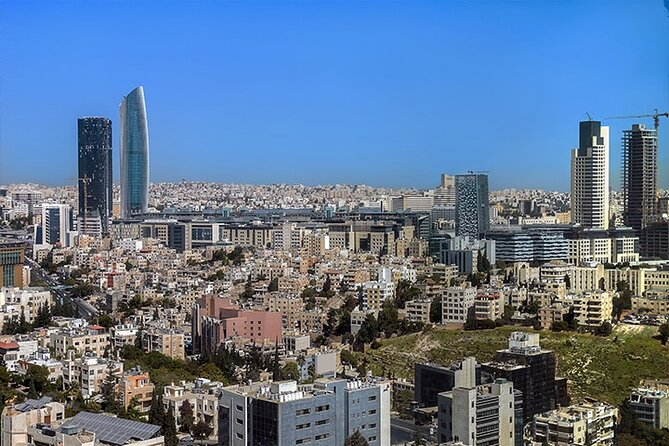 Full-Day Private Ancient and Modern Amman Tour