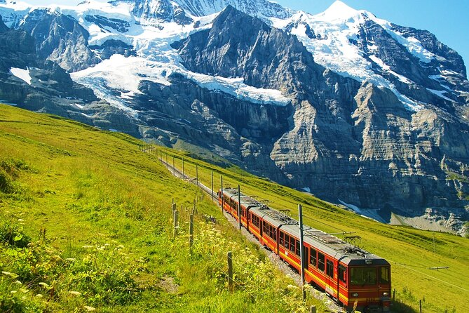 Zurich: Day trip to Jungfraujoch Top of Europe
