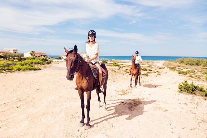 Horse riding experience between the sea and the olive trees of Montalbano from Ostuni