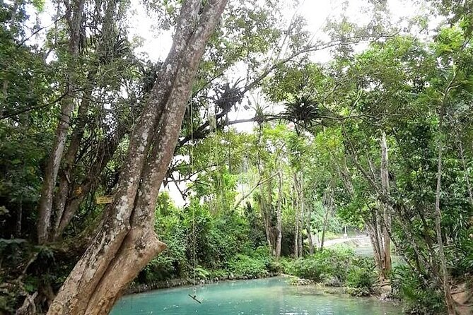 Little Dunn's Falls and Blue Hole Daytrip with Lunch from Negril & Palladium
