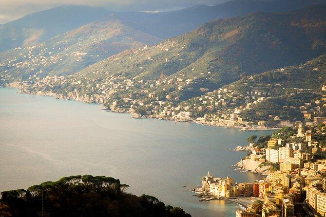 Small Group Tour of Portofino Park from Camogli