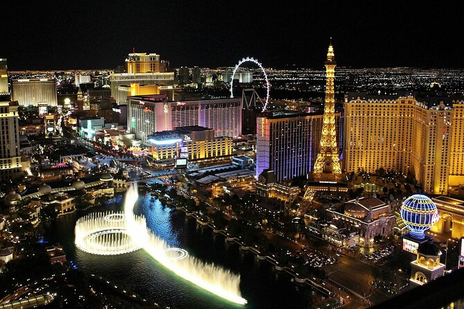 Las Vegas Downtown Delights and City Sights