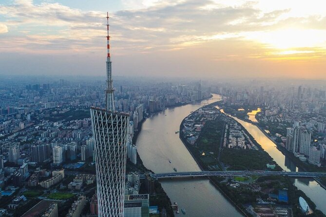 Private Half-Day Guangzhou City Tour with Pickup