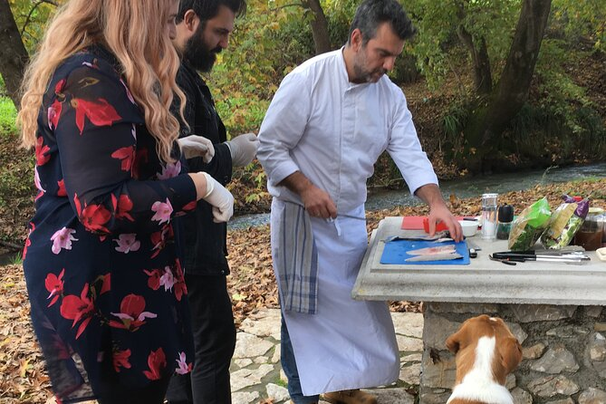 4-Hour Greek Cooking Class in Nemea with Wine Tasting