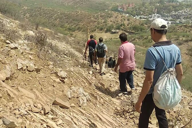 Jaipur Trekking and Hiking Tour with Guide
