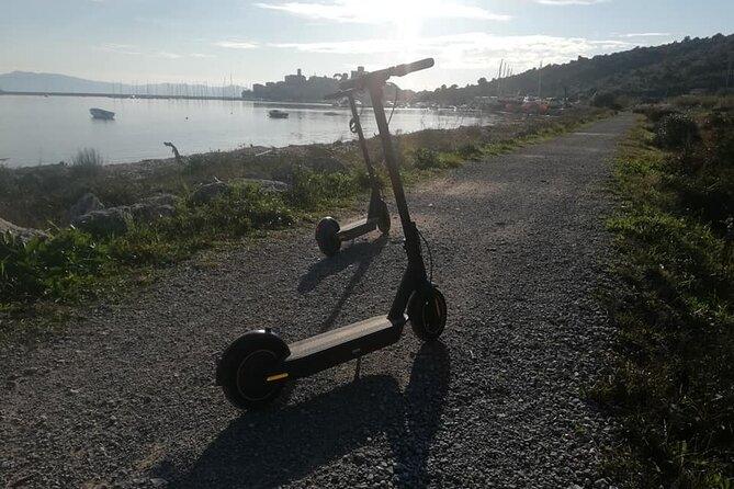 Scooter rental in Maremma