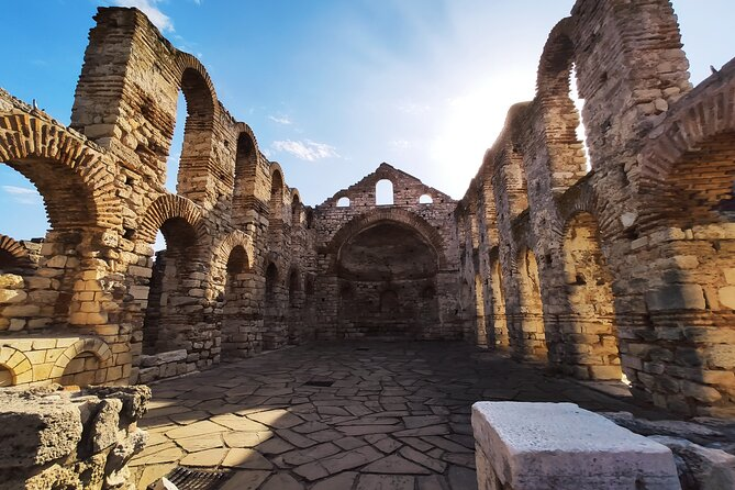 Guided Nessebar Sightseeing Tour with Pick Up