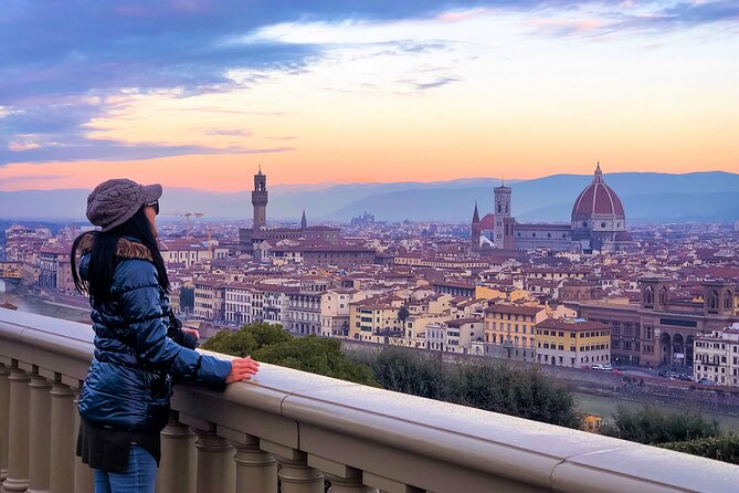 Florence & Pisa: 1 Day Private WOW TOUR from Florence delux Car, Guide, Lunch