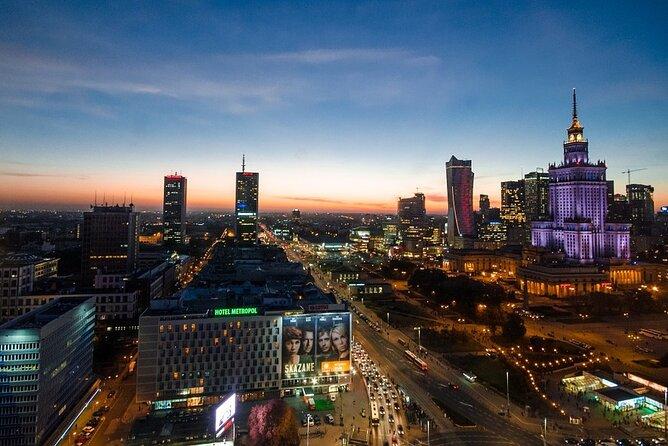3-Hour Vilnius Center Tour