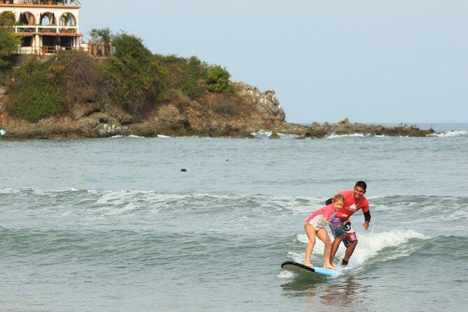 Private Surf Lesson in Sayulita
