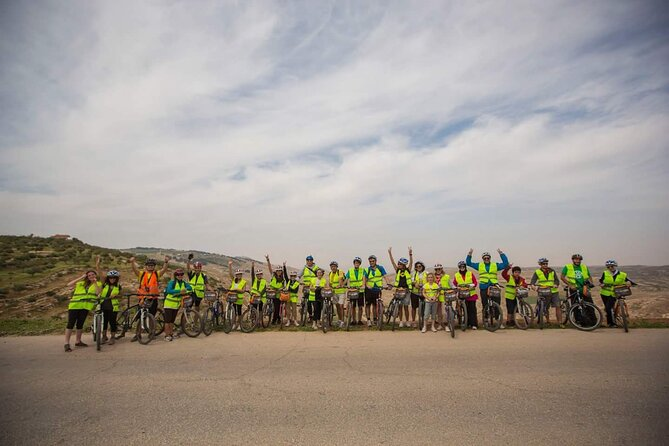 Bicycle Tour in Jordan with Optional Cycling Sites