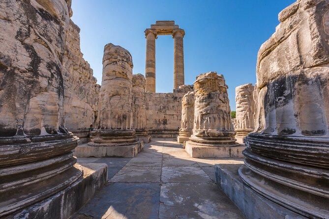 Priene Miletos Didyma (PMD) Tour From Kusadasi / Selcuk Hotels