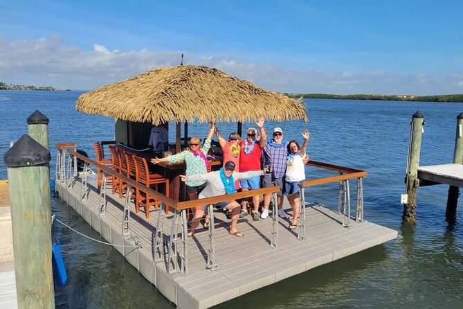 Private Tiki Tour For up to 6 People