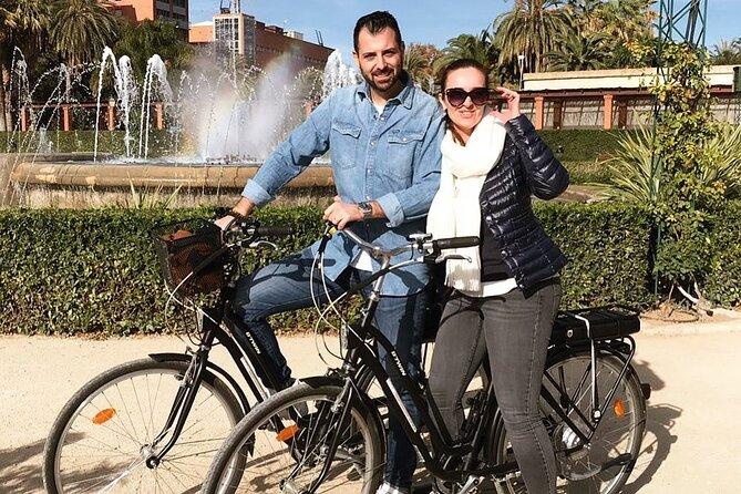 E-Bike Grand Valencia Private Tour