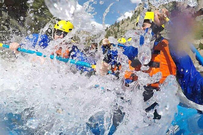 Royal Gorge Full Day Rafting
