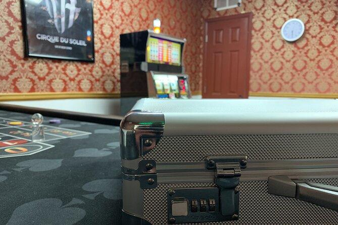 Casino Heist - EscapeWorks Private Escape Game in Denver