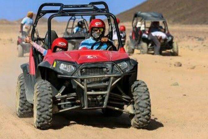 Buggy safari in Sharm el sheikh