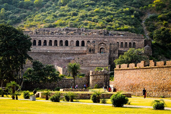 Haunted Bhangarh Fort in Rajasthan Tour from Delhi