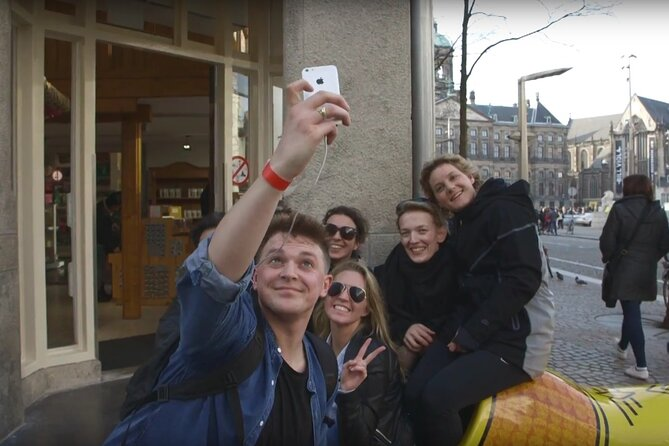 Self-Guided Secrets of Amsterdam Tour