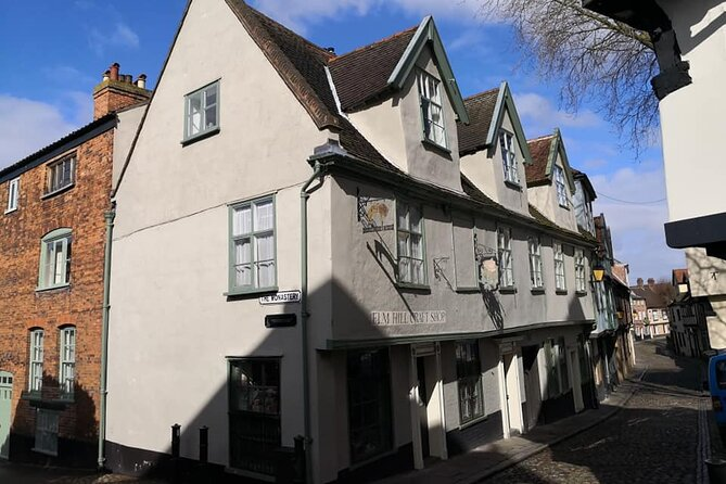 History and Hostelries - Norwich Private Walking Tour
