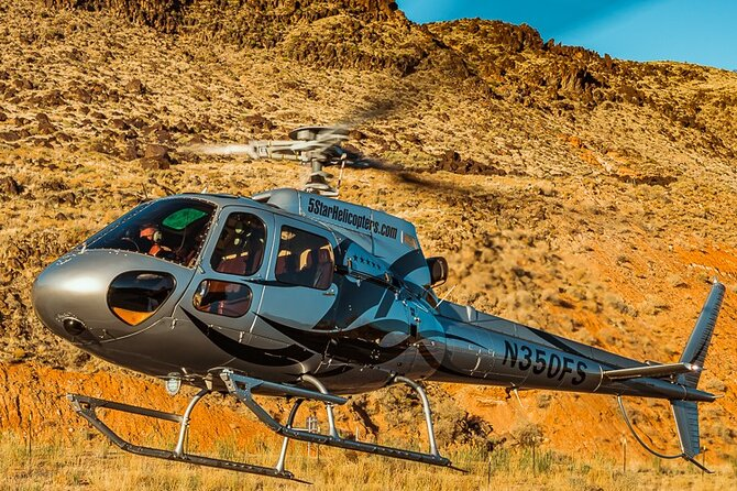 35 Mile - Zion National Park Panoramic Helicopter Flight
