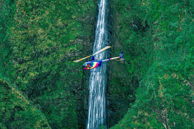 Isle Sights Unseen - 45 Min Helicopter Tour - Doors Off or On