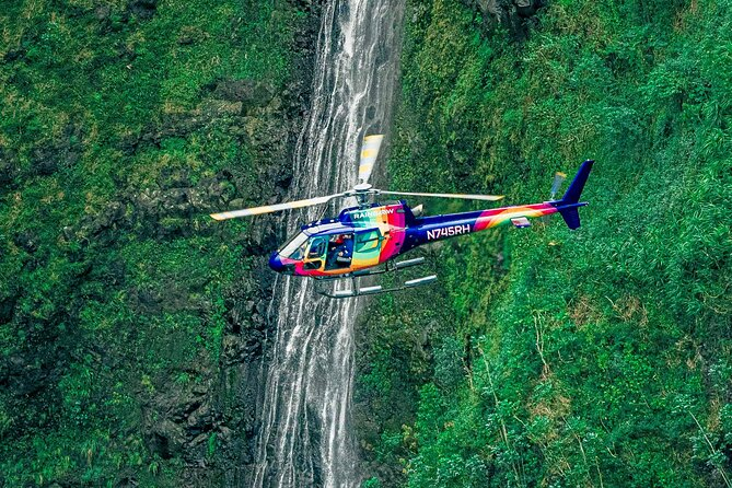 Royal Crown of Oahu - 60 Min Helicopter Tour - Doors Off or On